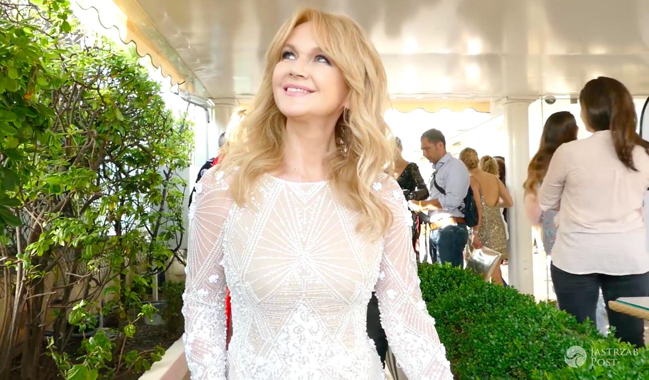 Grażyna Torbicka - ambasadorka L'Oreal Paris w Cannes