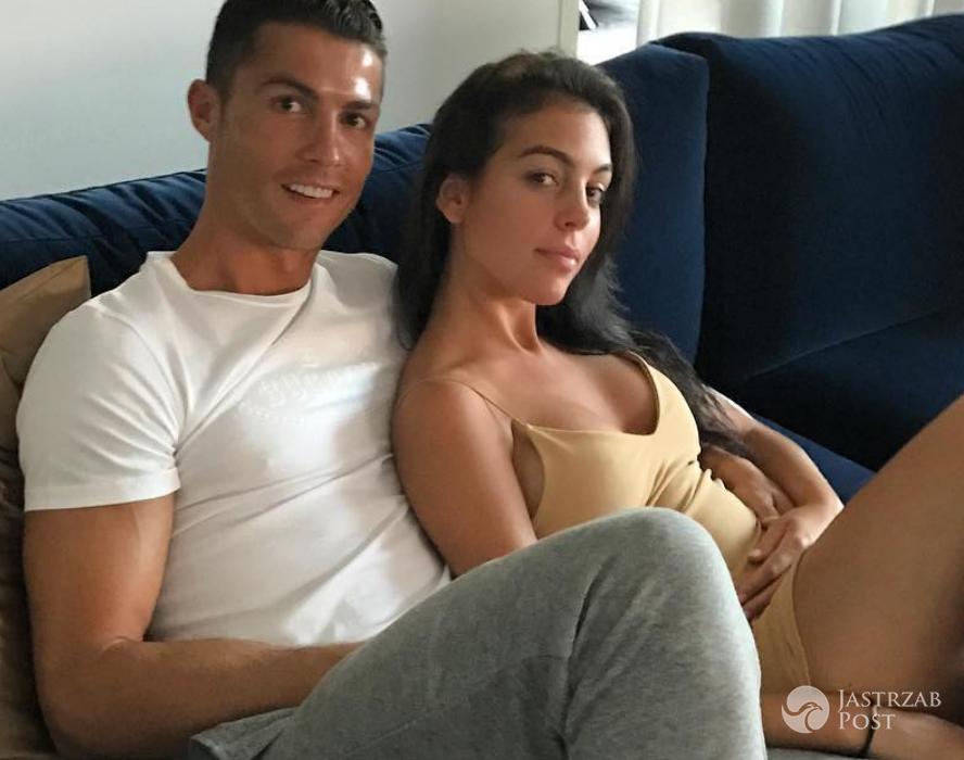 Georgina Rodriguez jest w ciąży? Cristiano Ronaldo z ukochaną