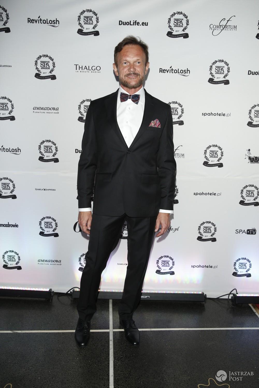 Gwiazdy na Gali Spa Prestige Awards 2017: Cezary Pazura, Małgorzata Foremniak i inni... - Cezary Pazura – Gala Spa Prestige Awards 2017