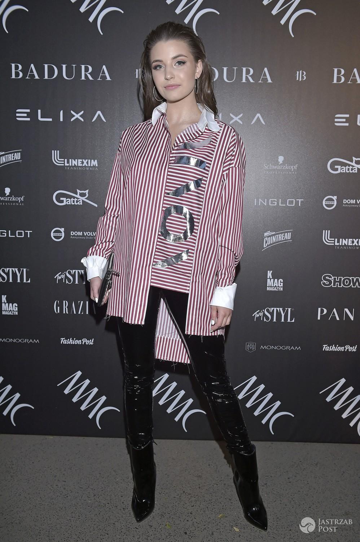 Julia Wieniawa - MMC, pokaz mody 2017
