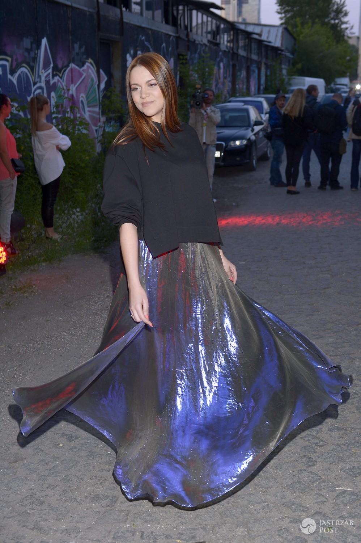 Dominika Gawęda - MMC, pokaz mody 2017