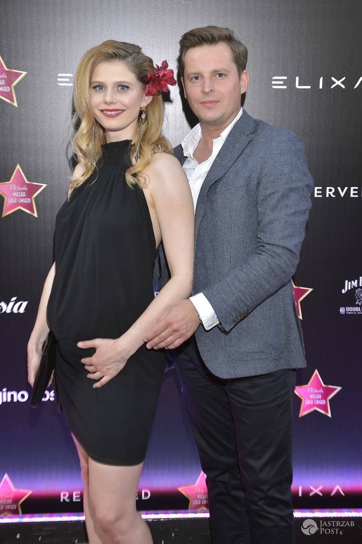 Izabela Zwierzyńska w ciąży