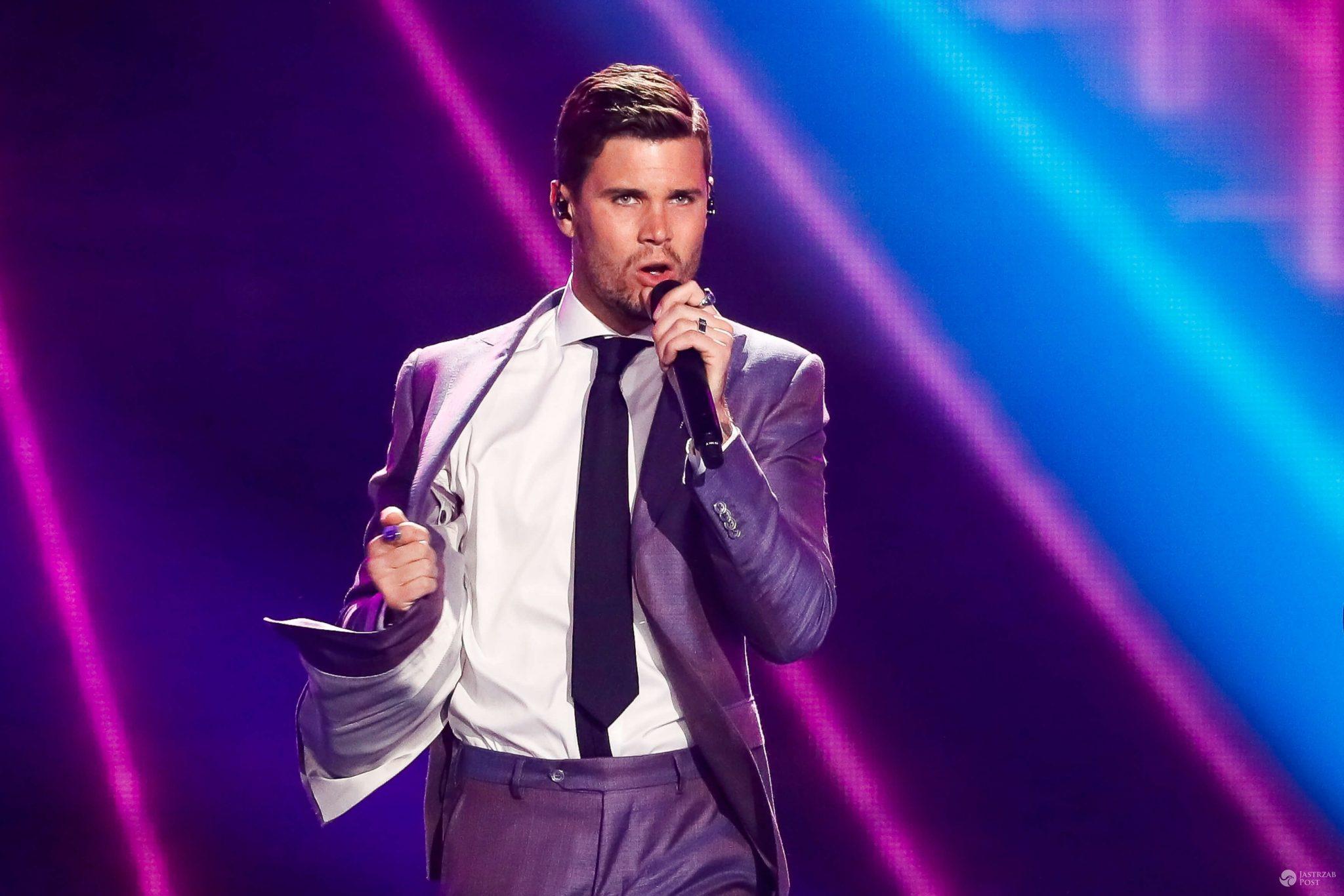 Eurowizja 2017 - Robin Bengtsson, Szwecja