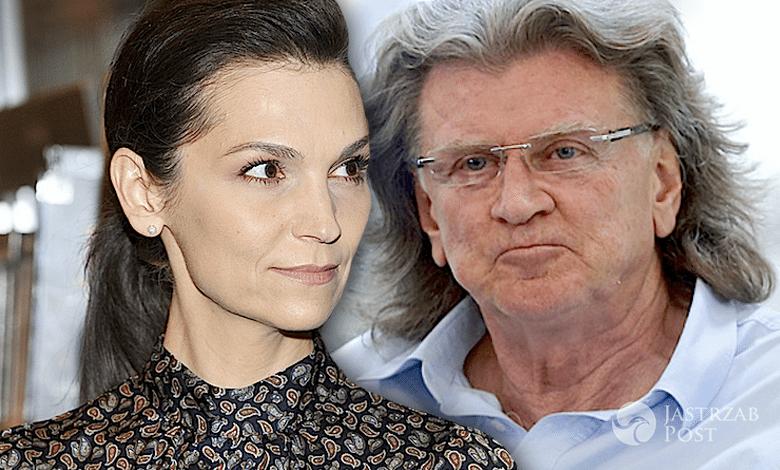 Olga Bończyk o udarze Zbigniewa Zamachowskiego