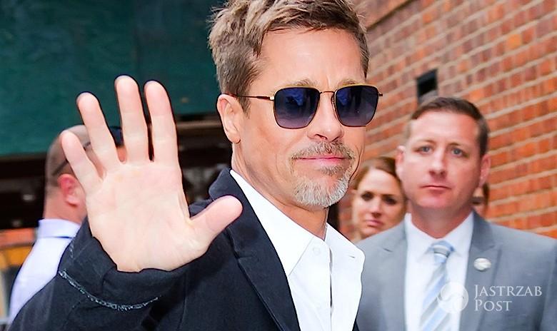 Brad Pitt szczupły