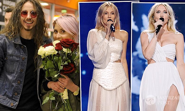 Justyna Bulińska o stylizacjach Kasi Moś na Eurowizję 2017
