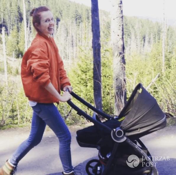 Zdjęcie (6) Katarzyna Burzyńska jest w drugiej ciąży. Zdradziła płeć i imię dziecka!