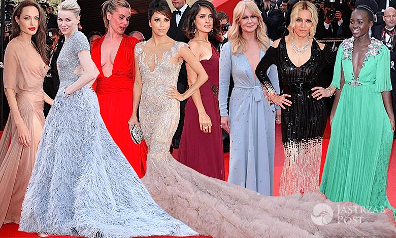 Cannes 2017 najpiękniejsze kreacje