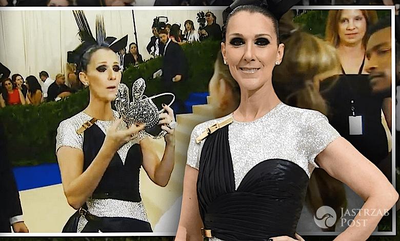 Celine Dion MET Gala 2017 zdjęcia