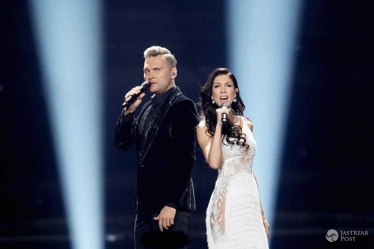Eurowizja 2017 ESTONIA: Koit Toome i Laura - Verona