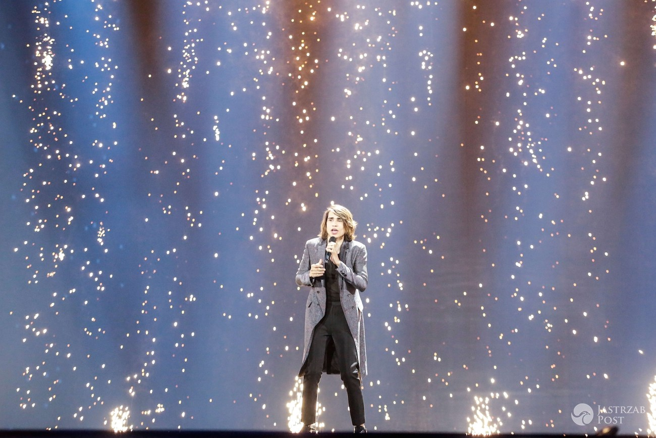Eurowizja 2017 AUSTRALIA: Isaiah - Don't Come Easy