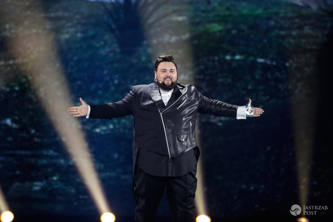 Eurowizja 2017 CHORWACJA: Jacques Houdek - My Friend
