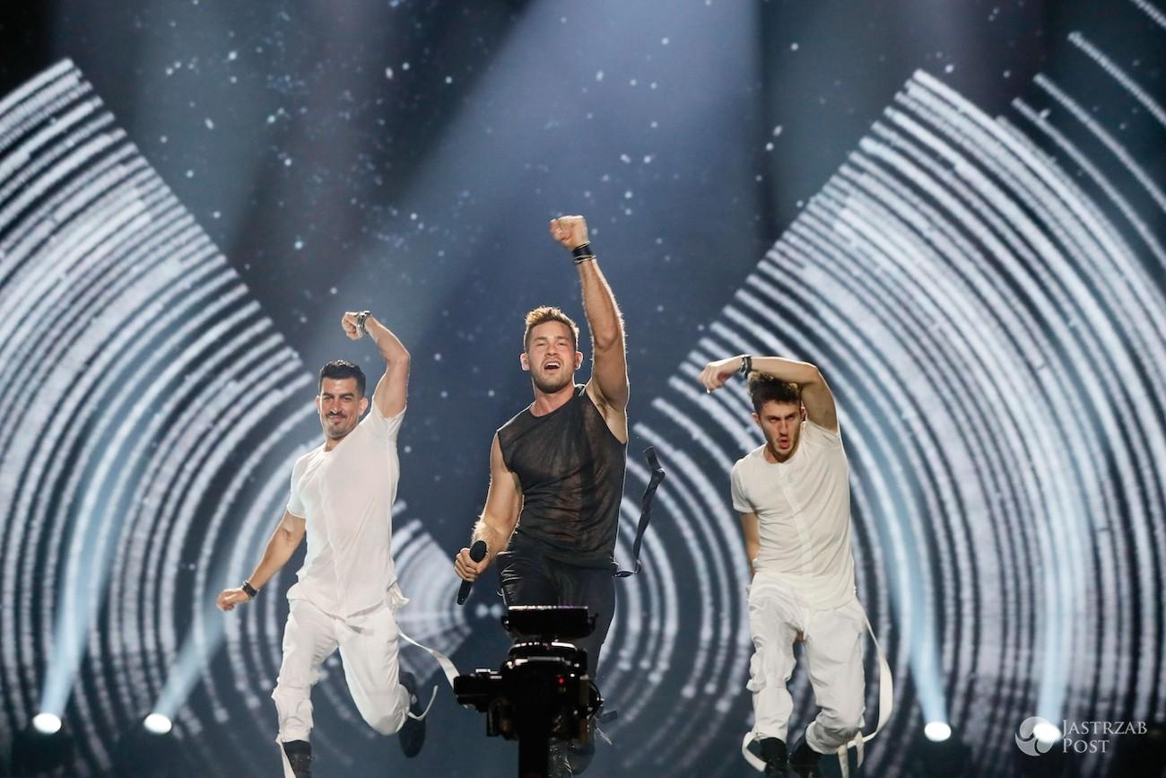 Eurowizja 2017 IZRAEL: Imri - I Feel Alive