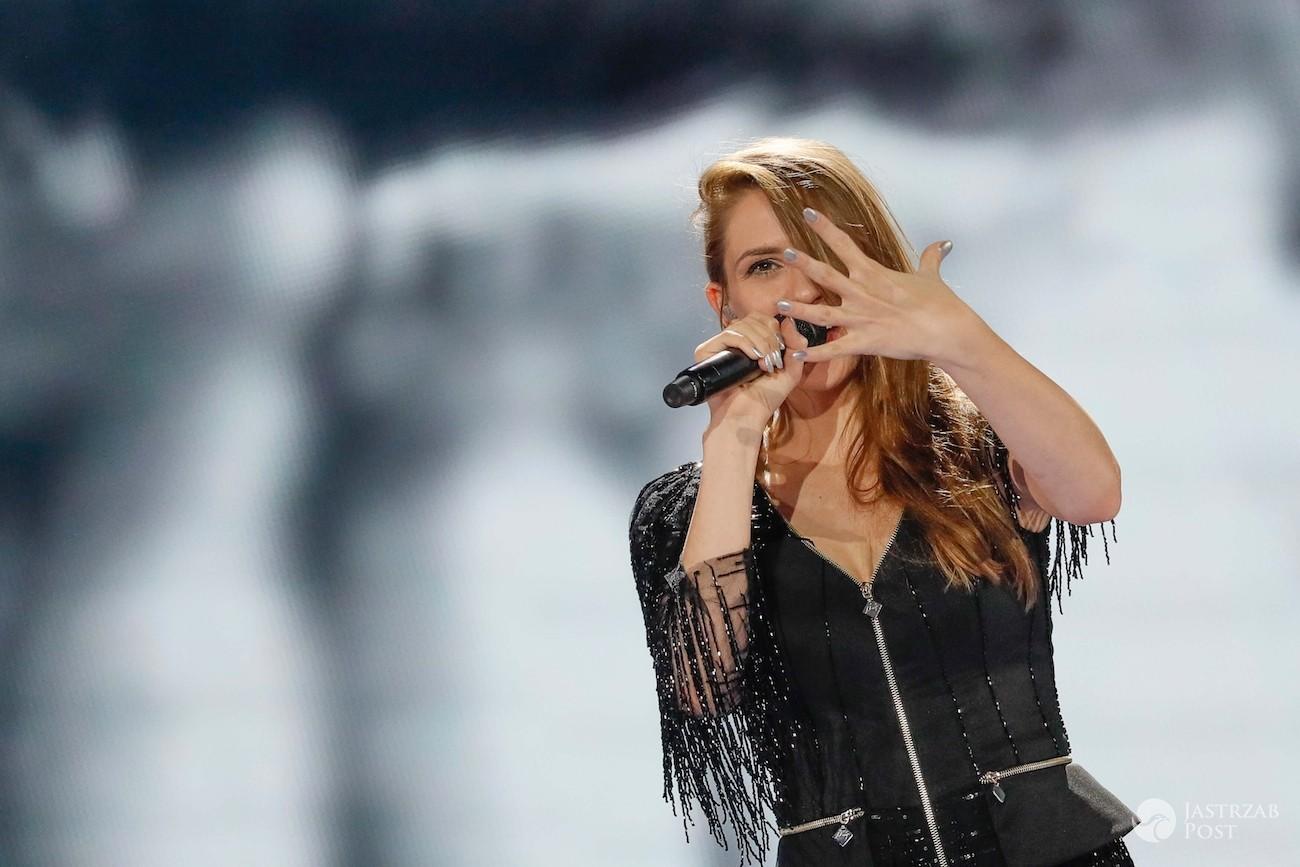 Eurowizja 2017 MACEDONIA: Jana Burceska - Dance Alone