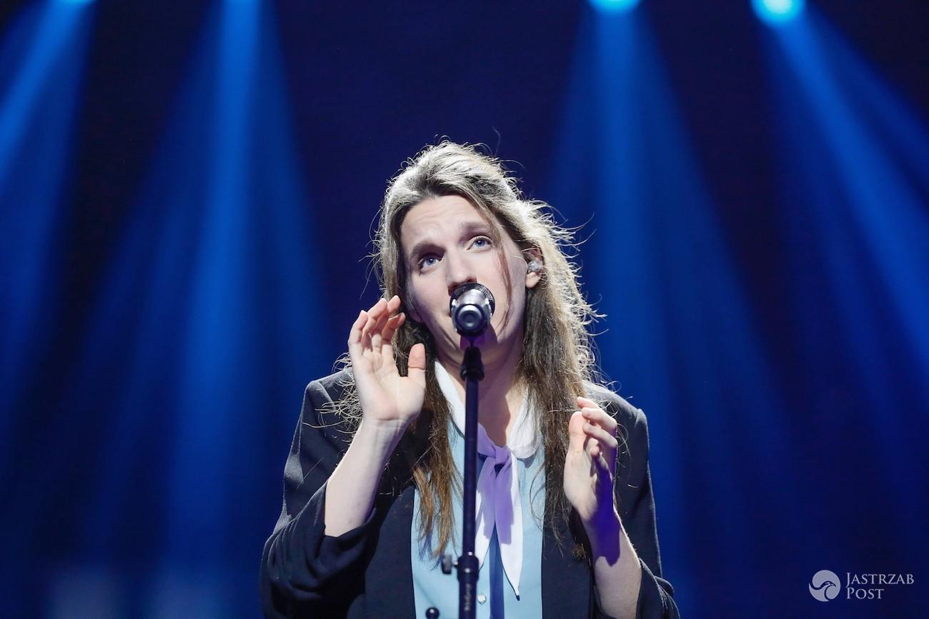 Eurowizja 2017 PORTUGALIA: Luisa Sobral - Amar Pelos Dois