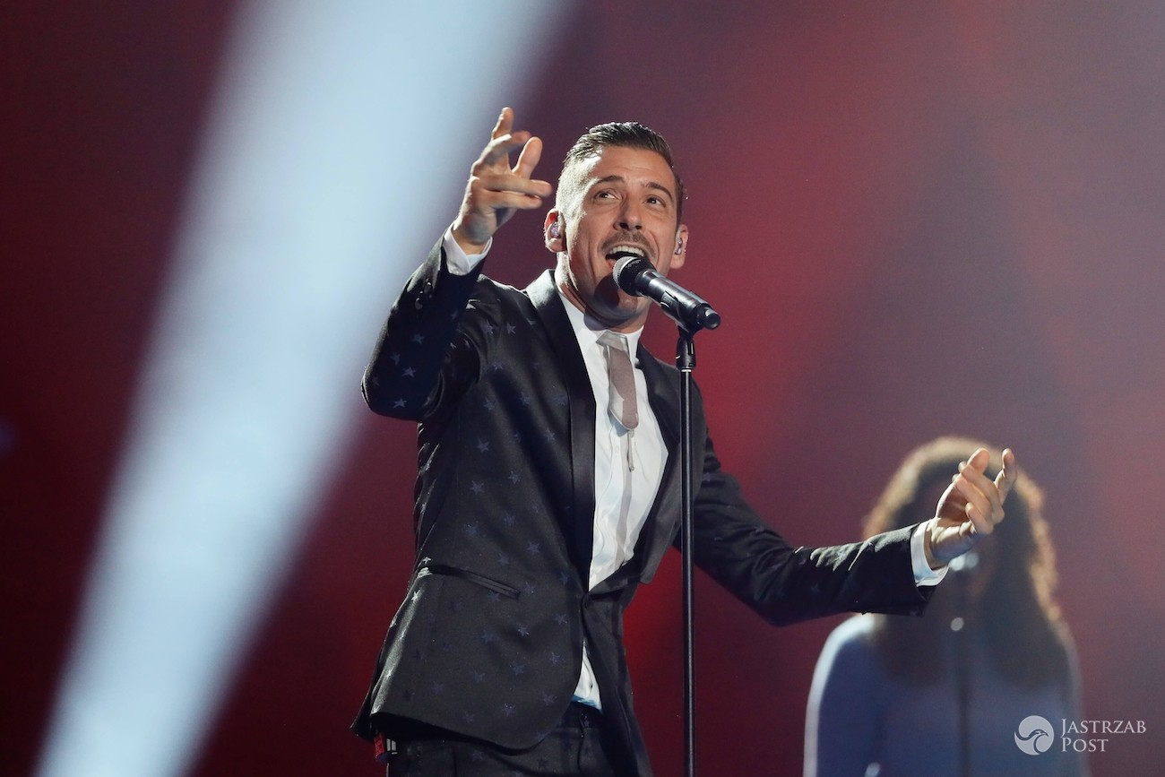Eurowizja 2017 WŁOCHY: Francesco Gabbani - Occidentali's Karma