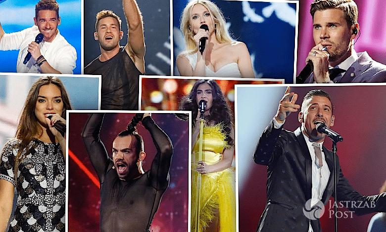Eurowizja 2017 wszyscy kandydaci, piosenki