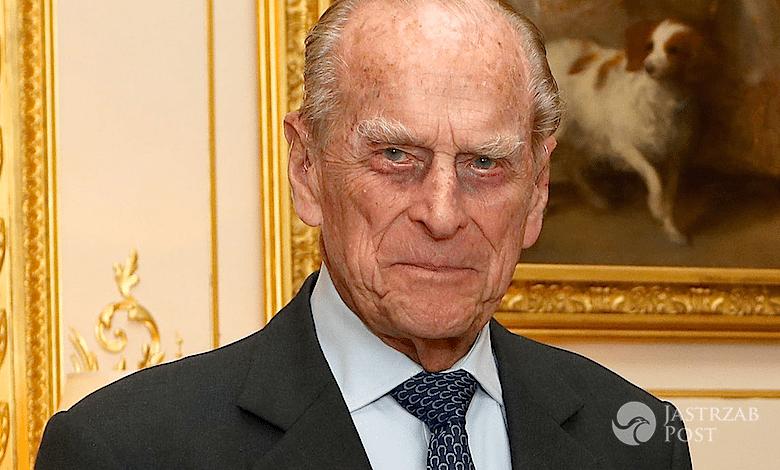 Książę Filip nie żyje?