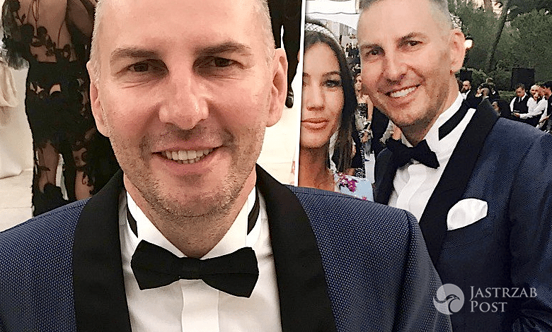 Krzysztof Gojdź Cannes amfAR 2017