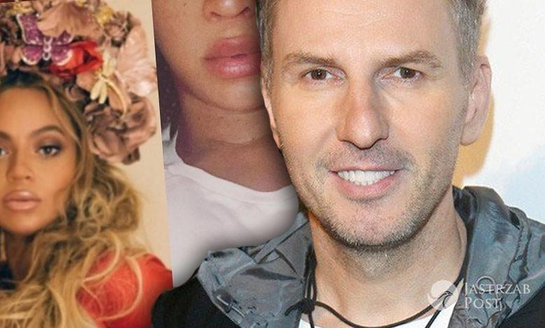 Krzysztof Gojdź o ustach Beyonce