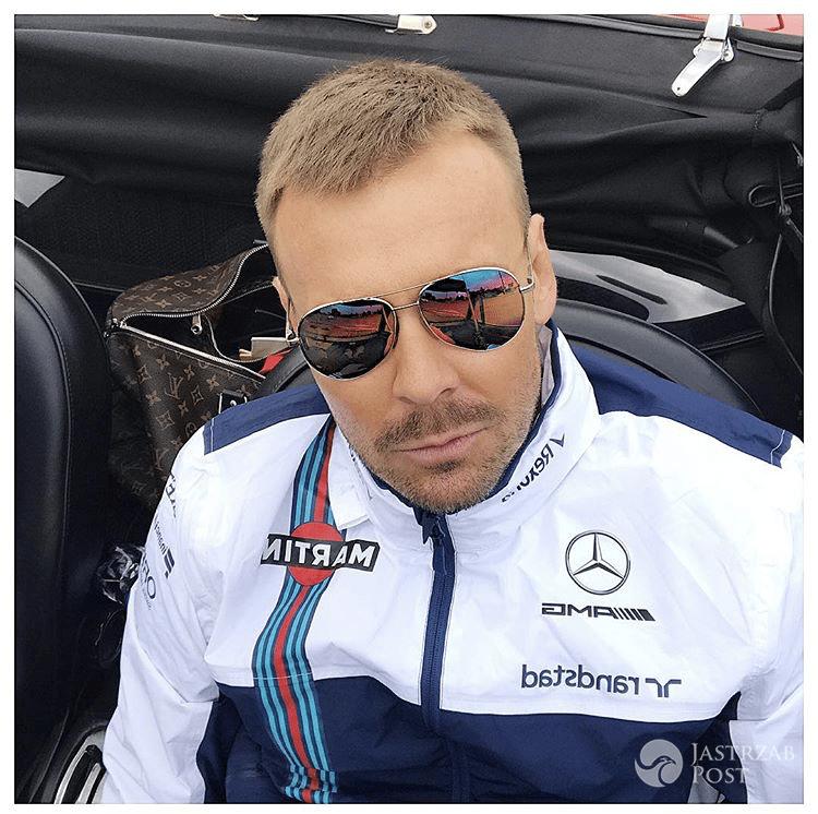 Dawid Woliński kierowcą teamu Martini