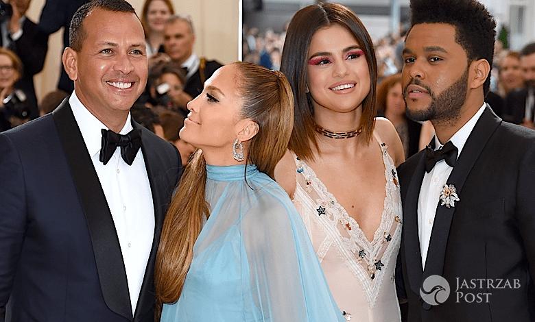 Jennifer Lopez i Selena Gomez MET Gala 2017