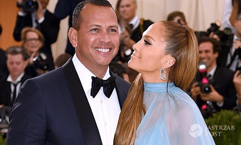 Jennifer Lopez i Alex Rodriguez planują ślub