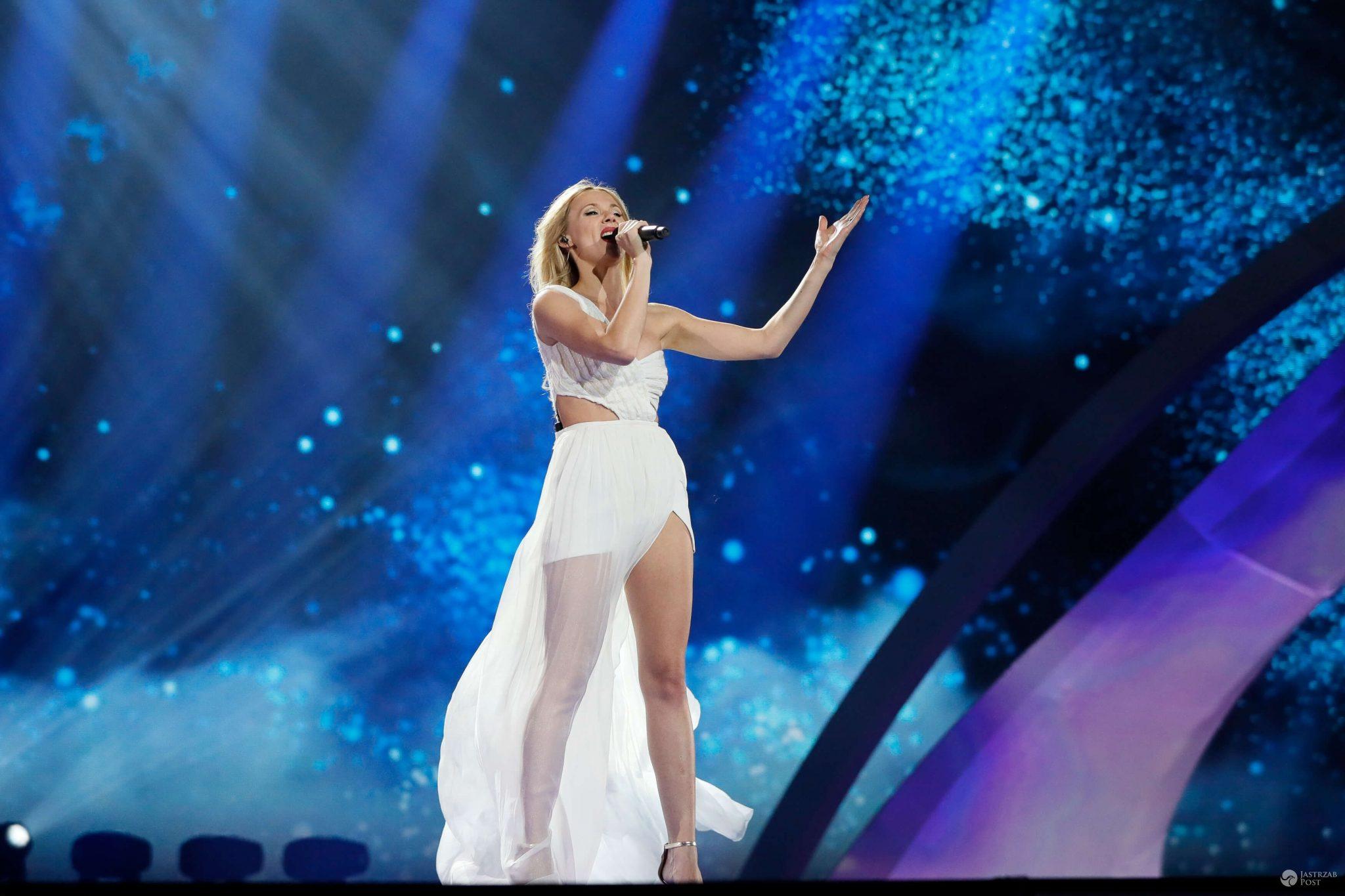 Kasia Moś w drugiej kreacji na Eurowizję 2017