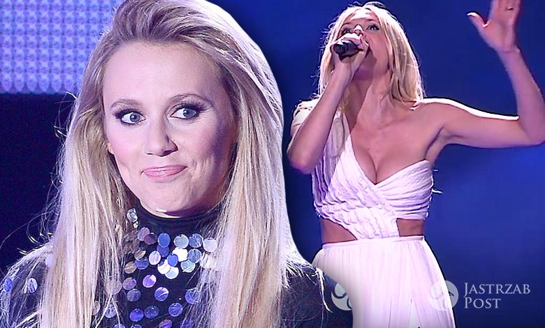 Kasia Moś piersi na Eurowizji 2017