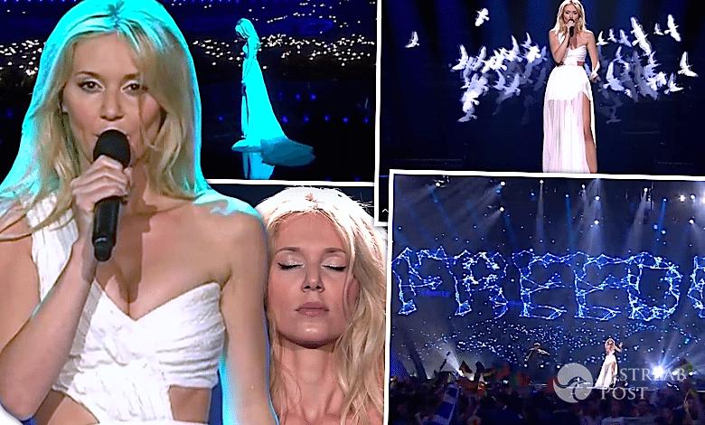 Kasia Moś Eurowizja 2017 występ w finale