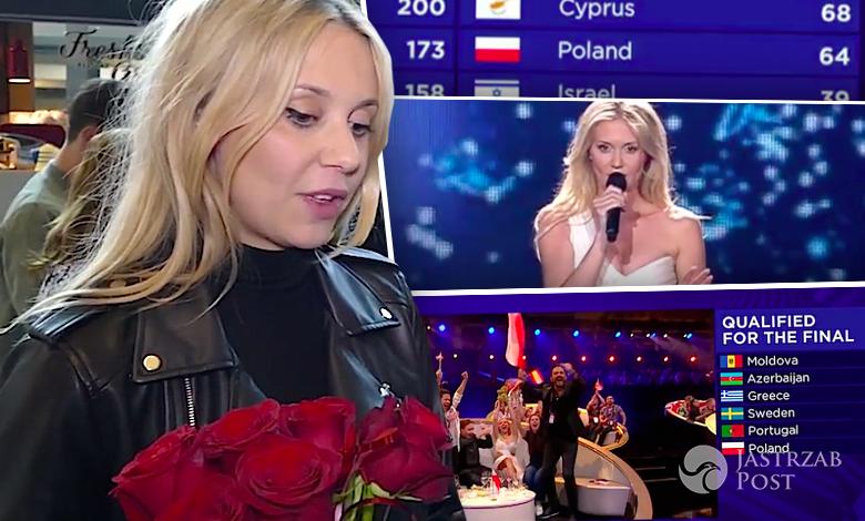 Kasia Moś wywiad po Eurowizji 2017