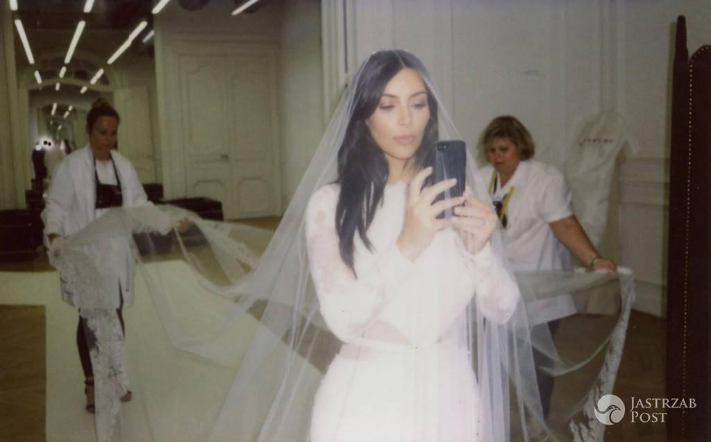 Kim Kardashian - przygotowania do ślubu