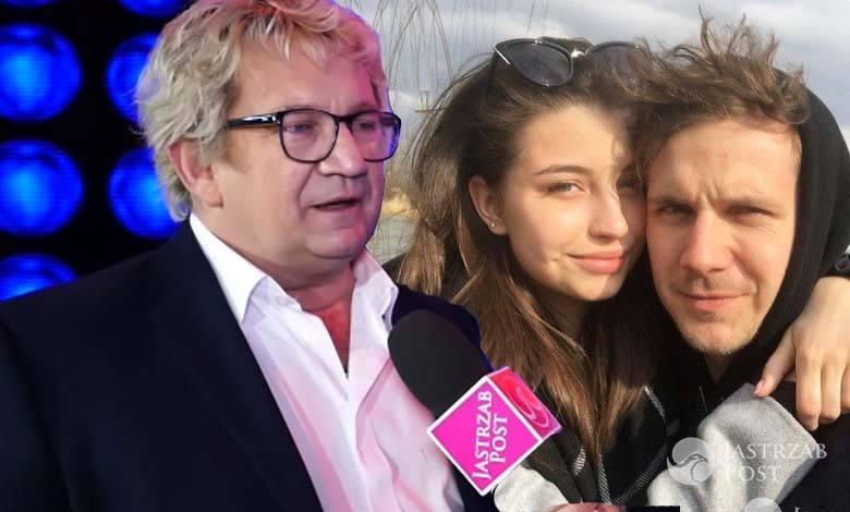 Paweł Królikowski nie widzi Julii Wieniawy w roli synowej
