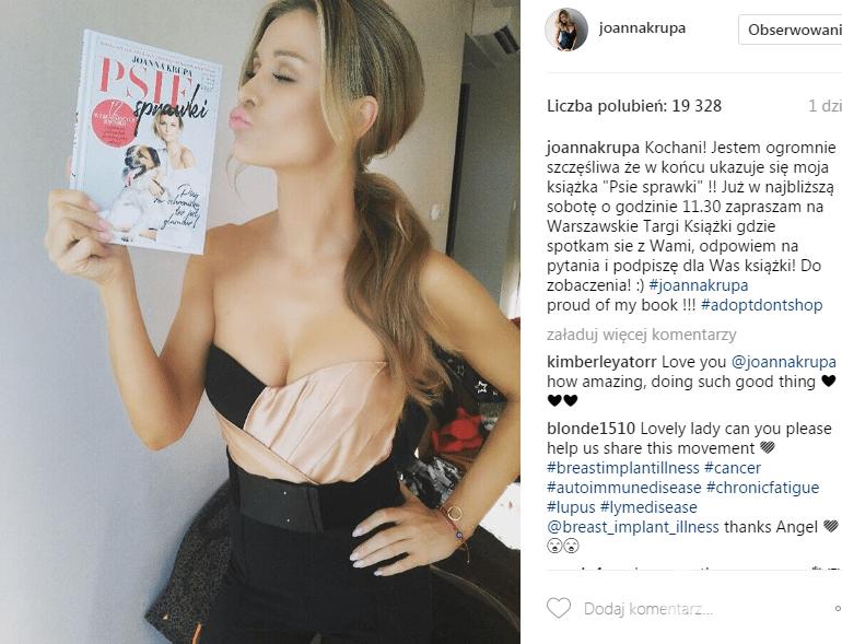 Joanna Krupa Instagram