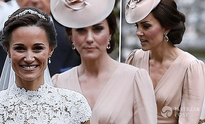 Księżna Kate ślub Pippy Middleton