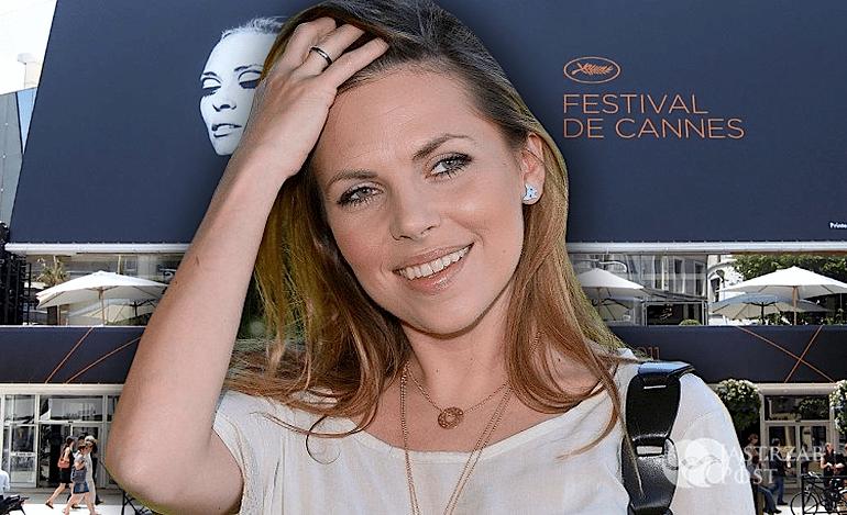 Ola Kwaśniewska Cannes 2011