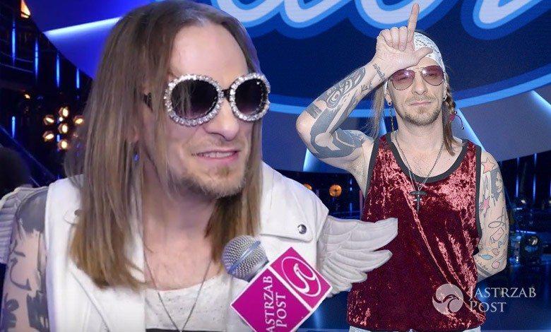 Wojtek Łuszczykiewicz chce lepsze warunki przy następnej edycji Idola
