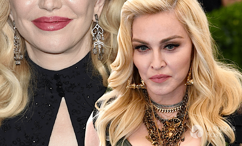 Madonna i Courtney Love na MET Gala 2017