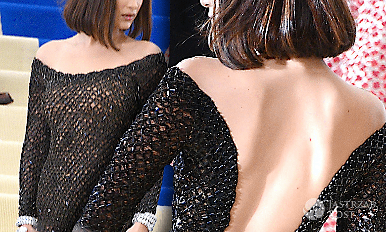 Bella Hadid na MET Gala