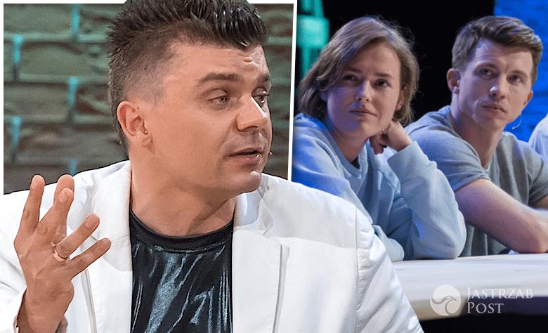 Kłótnia Tomasza Niecika w finale Agenta