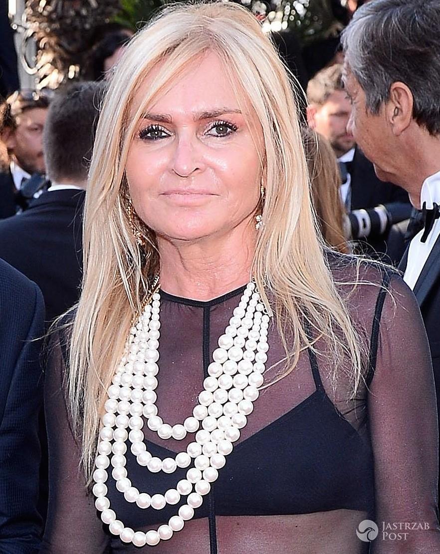 Cannes 2017 - Monika Olejnik z perłami