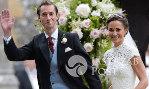 Pippa Middleton i James Matthews