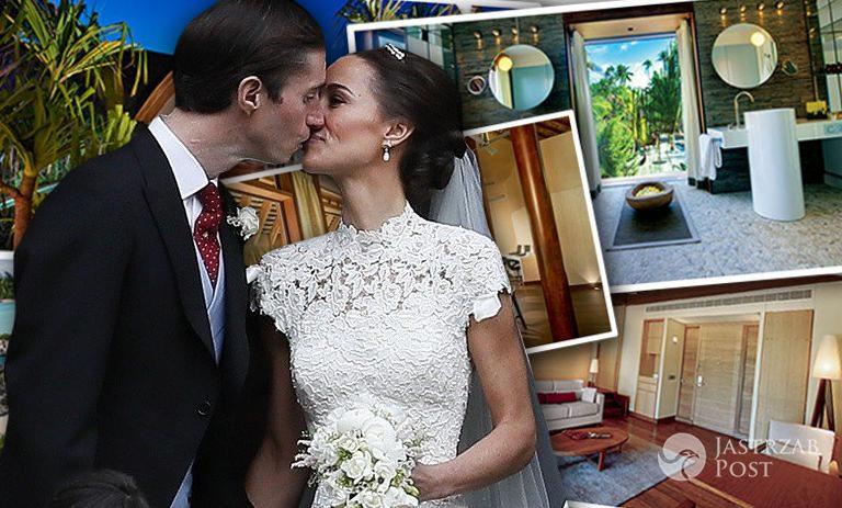 Pippa Middleton i James Matthew miesiąc miodowy