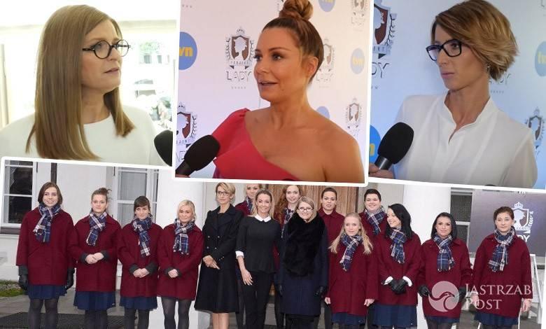 Małgorzata Rozenek i mentorki Projektu Lady o nowej edycji programu