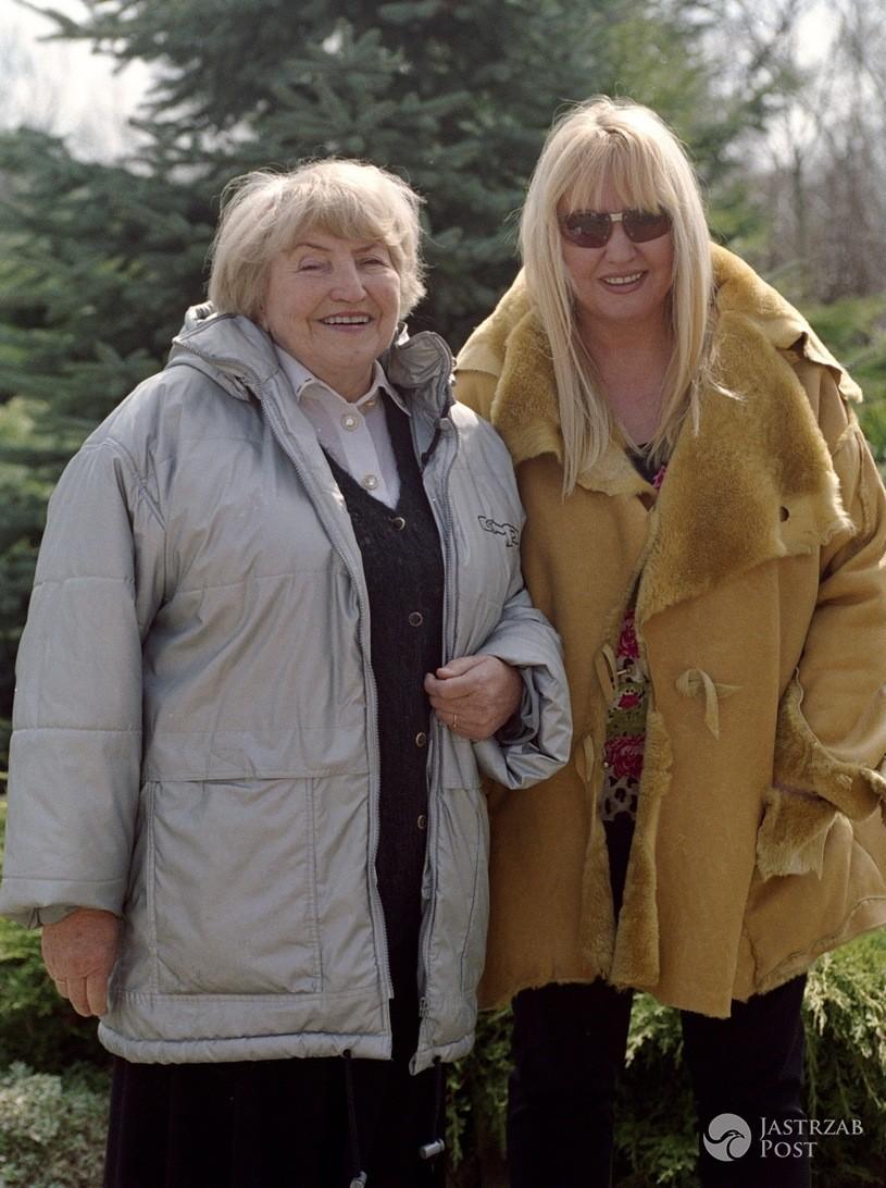 Nie żyje matka Maryli Rodowicz