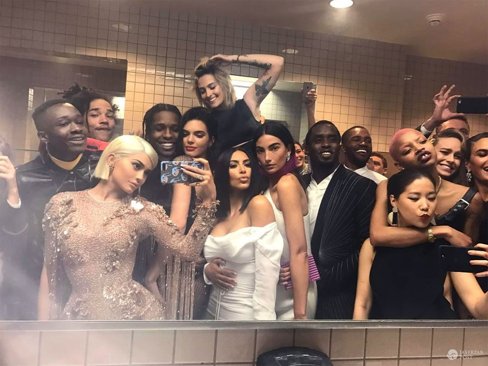 Selfie gwiazd na MET Gala 2017