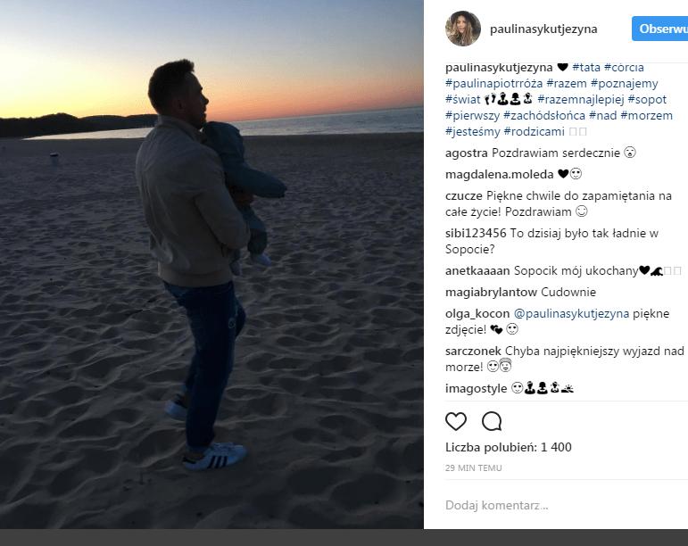 Paulina Sykut Instagram
