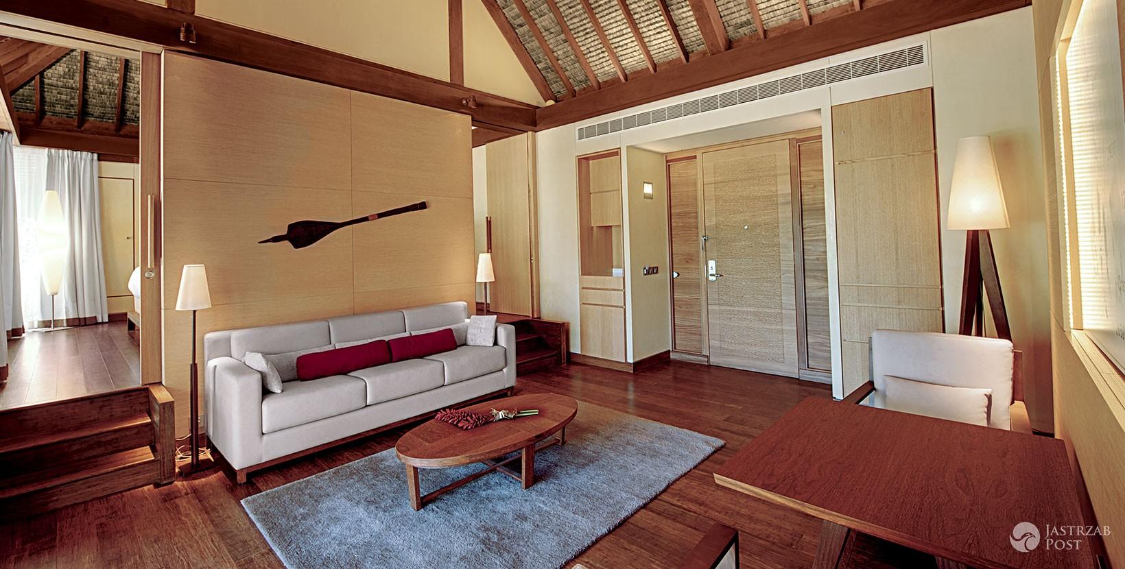 Luksusowy resort znajduje się na prywatnej wyspie - Pippa Middleton nie oszczędza na miesiącu miodowym