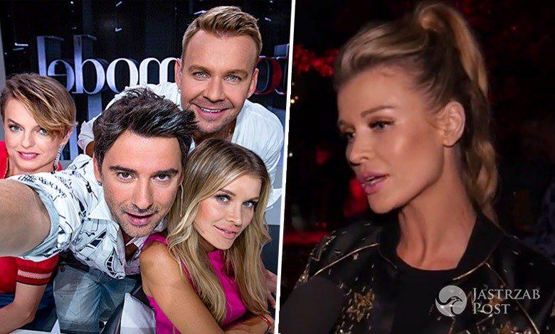 Joanna Krupa potwierdza koniec Top Model