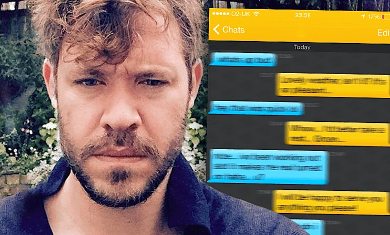 Will Young penis Grindr